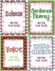 Writing Traits 4-Set Task Card WINTER BUNDLE