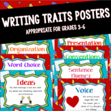 Writing Traits Posters