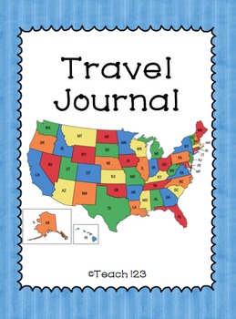 Writing: Travel Journal