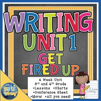 Writing Unit 1