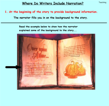 Writing Unit 4: Once Upon a Time Grade 3 Lessons 11-19 PDF Presentation