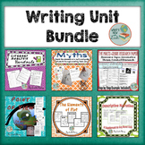 Writing Unit Bundle