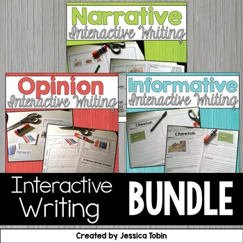 Interactive Writing Bundle