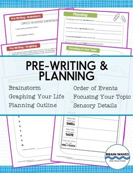 Writing Unit Bundle - Narrative, Poetry, and Fable Writing Units