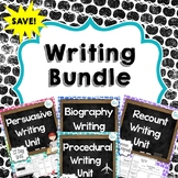 Writing Unit Bundle-Save by Purchasing all 4 Units Together