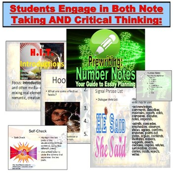 Writing Unit PowerPoint
