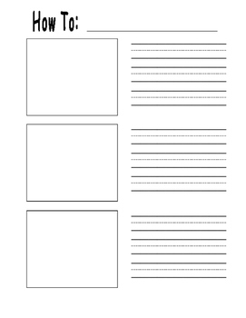 Writing Unit Templates