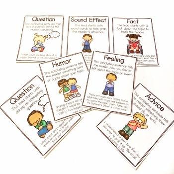 Writing Units 2nd Grade Narrative Opinion Informative Explanatory Bundle