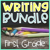 Writing Prompts~ First Grade Bundle