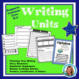 Opinion Writing, Narrative, Biography, Informational Writing, POEMS