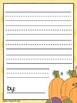 Writing: Using Descriptive Words Mini-Lesson {Spookley the Square Pumpkin}