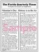 Valentines Day Writing Prompt:  Write to Inform High Stakes Testing Prompt