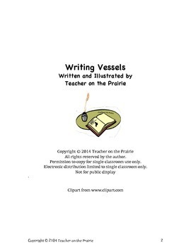 Writing Vessels