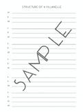 Writing Villanelles