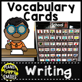 Writing Vocabulary Word Wall Cards HUGE Pack