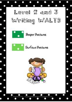 Writing WALTs Y3-Y6