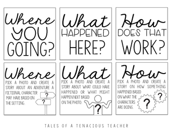 Writing Wall Inspiration Headers