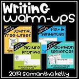 Writing Warm-Ups