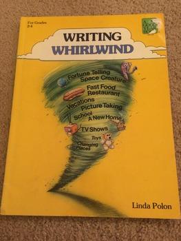 Writing Whirlwind