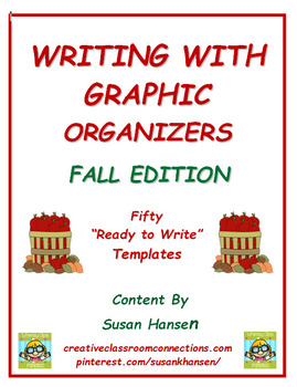 Writing With A Graphic Organizer Fall Edition