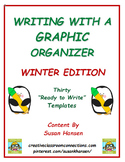 Writing With A Graphic Organizer Winter Edition