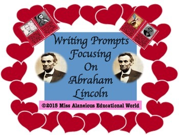 Writing With Abraham Lincoln!