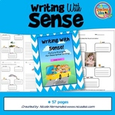 Descriptive Writing Prompts for Beginning Writers - Writing With Senses