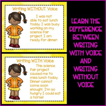 Writing With Voice