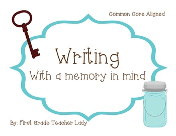 Writing With a Memory in Mind