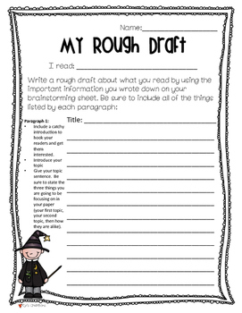 Writing Wizards: Compare and Contrast Essay