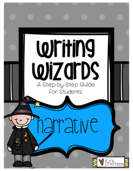 Writing Wizards: Narrative Writing