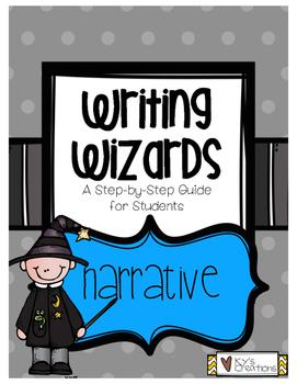 Writing Wizards: Narrative Writing