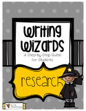 Writing Wizards: Research Essay