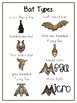 Writing Word File Folder - Bats Animal Thematic Folder - Picture Word Wall