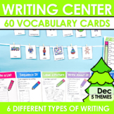 Writing Center | Kindergarten and 1st grade DECEMBER