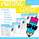 Writing Center | Kindergarten and 1st grade JUNE and JULY
