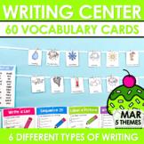 Writing Center | Kindergarten and 1st grade MARCH