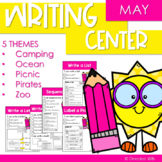 Writing Center | Kindergarten and 1st grade MAY
