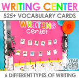 Writing Center | Kindergarten and 1st Grade BUNDLE