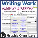 Writing Activities: Author's Purpose