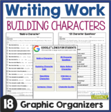 Writing Activities: Character Traits