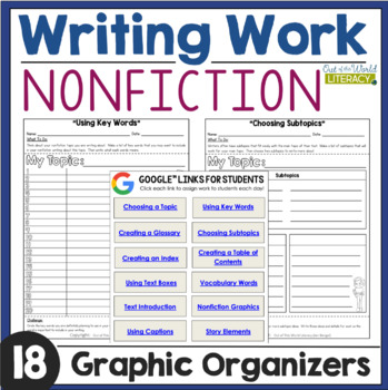 Writing Work: Nonfiction