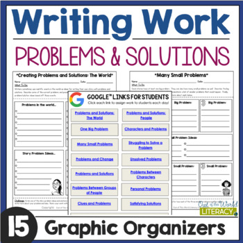 Writing Work: Problem and Solution
