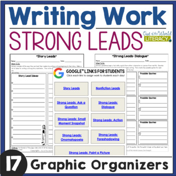 Writing Activities: Strong Leads