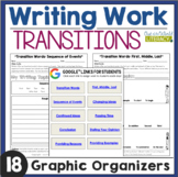 Writing Activities: Transitions