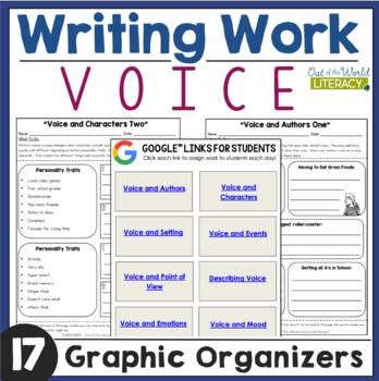 Writing Activities: Voice