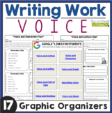 Writing Activities: Voice