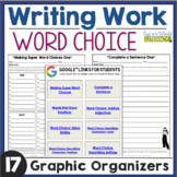 Writing Activities: Word Choice