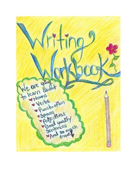 Writing Workbook for The Ultimate Kindergarten Experience