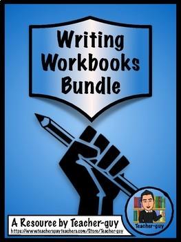 Writing Workbooks Bundled